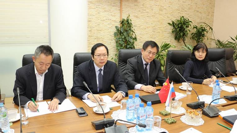 Representatives of the Rosselkhoznadzor held talks with the Chinese inspection team about the planned supplies of Russian grain