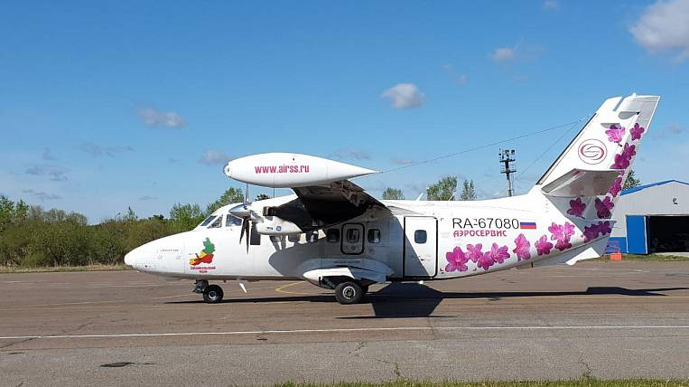 Air traffic with two northern cities of the Amur Region resumed