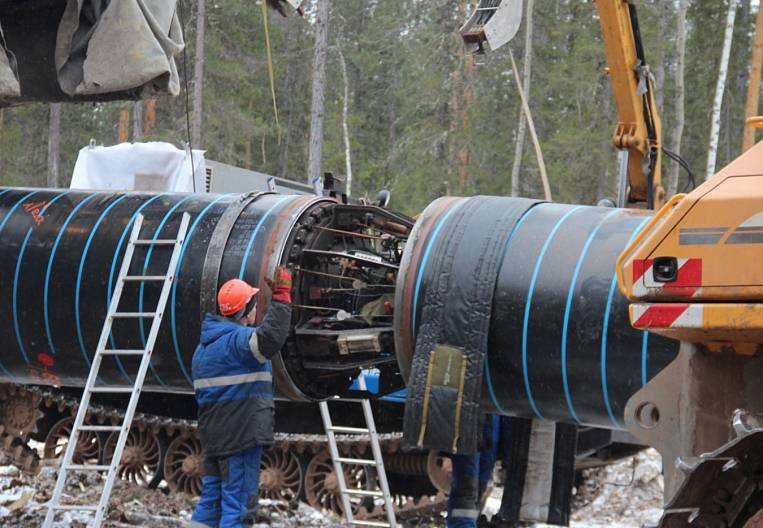 """Pulling a gas pipeline in Transbaikalia is a crime"""