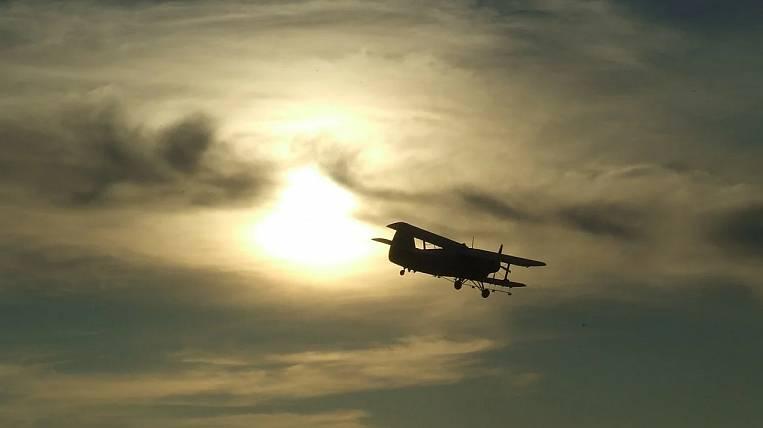 An-2 plane disappeared in Buryatia