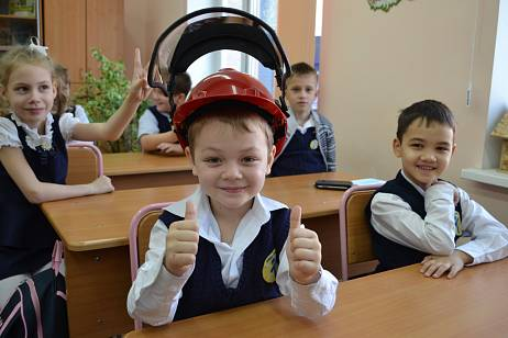 Power engineers of the DRSK will expand the prevention of electrical injuries in children