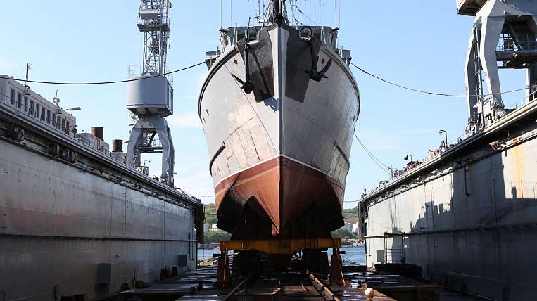 Modernization of the shipyard in Primorye will be a new project of SPV