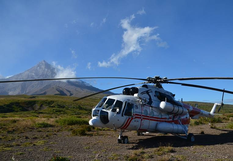 Waiting for tourists: Kamchatka opens up new paths