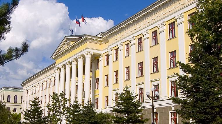 Some employees of the city hall were isolated in Khabarovsk