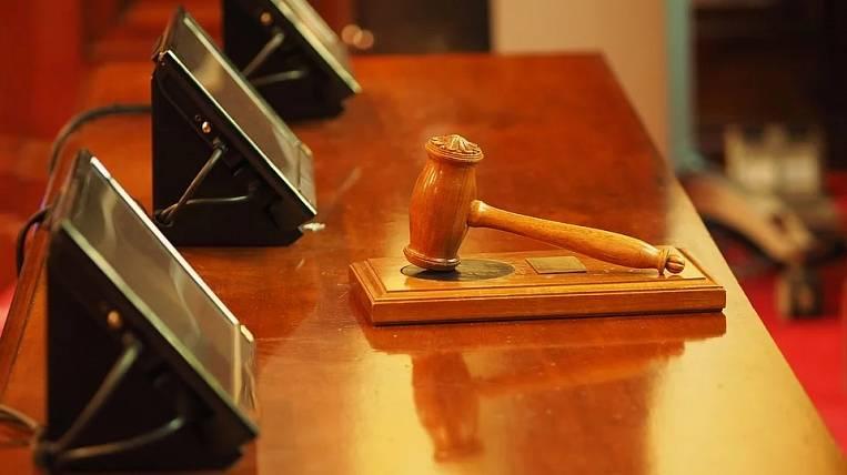 Vodokanal department head convicted of bribes in Khabarovsk