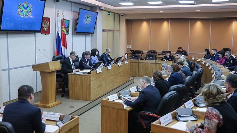 Preparations for WEF 2020 began in Primorye