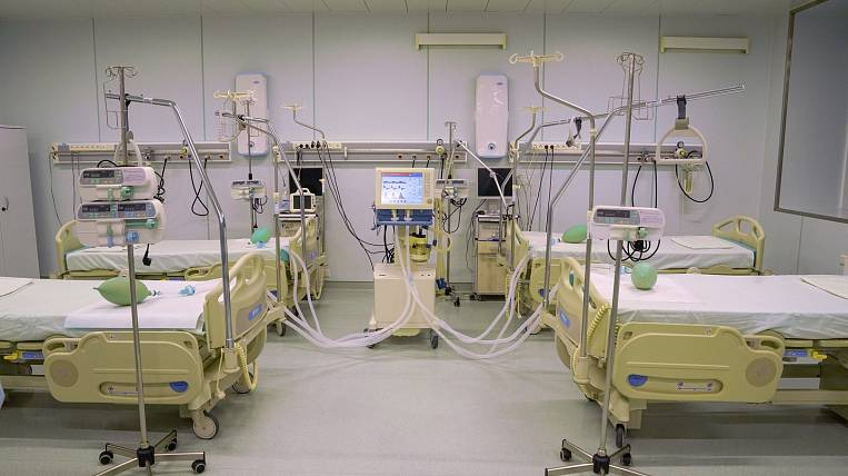 The death rate of patients with COVID-125 in the Angara region increased to 19
