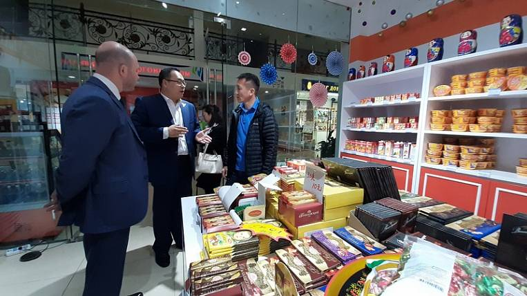 Buryat store will appear in the duty-free zone with China