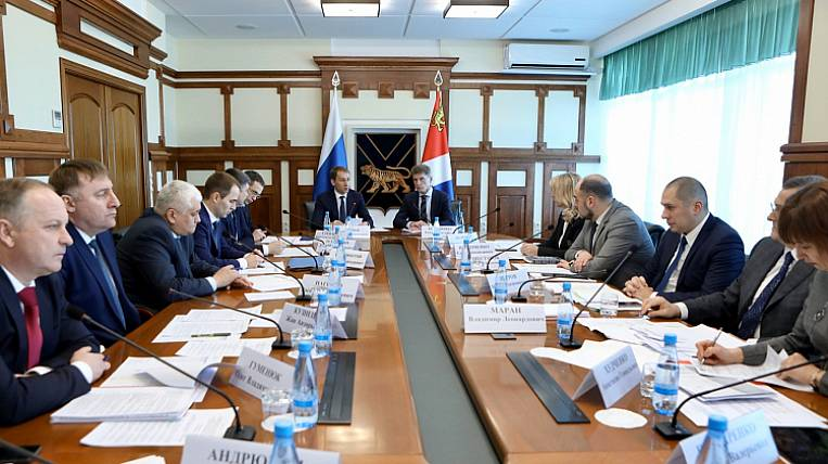 250 million rubles will be added to the social infrastructure of Primorye