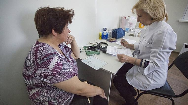 Primorye completes the program for clinical examination in 2016 year