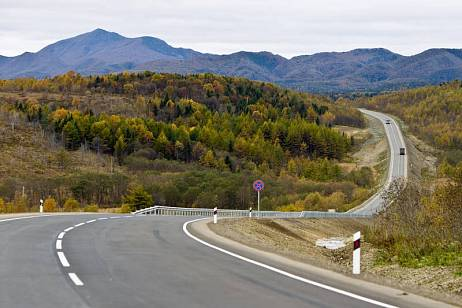 Bypass road to be built on Sakhalin with federal funding