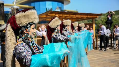 Buryatia showed itself to the East