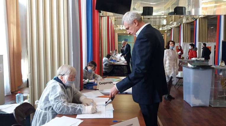 State Duma elections begin in the Far East