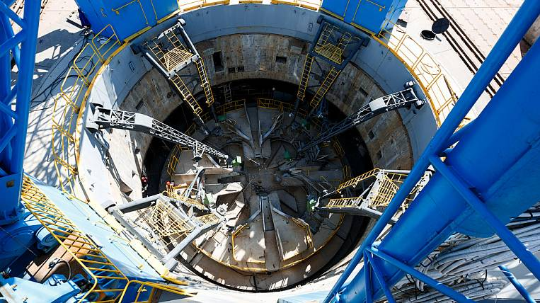 The objects of Vostochny Cosmodrome - DEC can remain without power supply