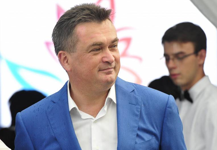 "Vladimir Miklushevsky: ""Vladivostok is becoming a fashionable point"""