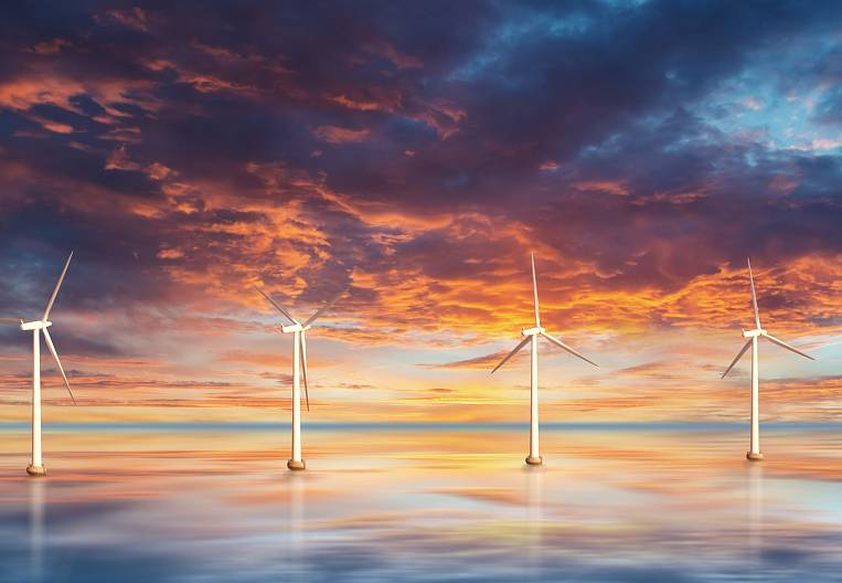 Green energy for islands
