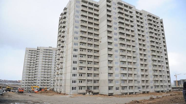 Ministry of East Development will check housing prices in the Far Eastern Federal District