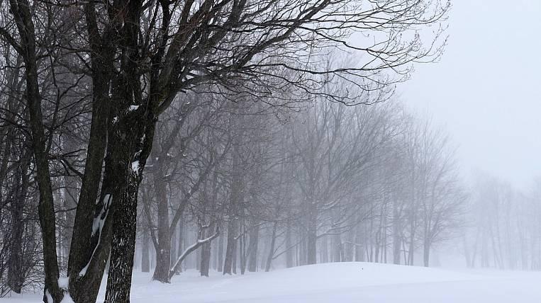 Snowstorm will not leave Magadan region