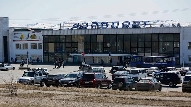 Magadan Airport will become the property of the region