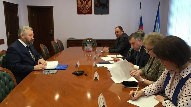 A new medical complex will be built in Irkutsk