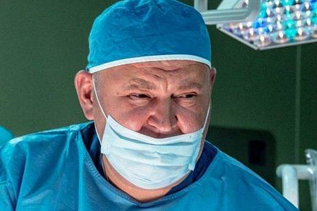 "A children's surgeon from Irkutsk became a laureate of the ""Man-deed"" award"