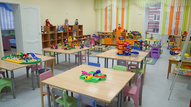 Duty groups will open in all kindergartens of the Khabarovsk Territory