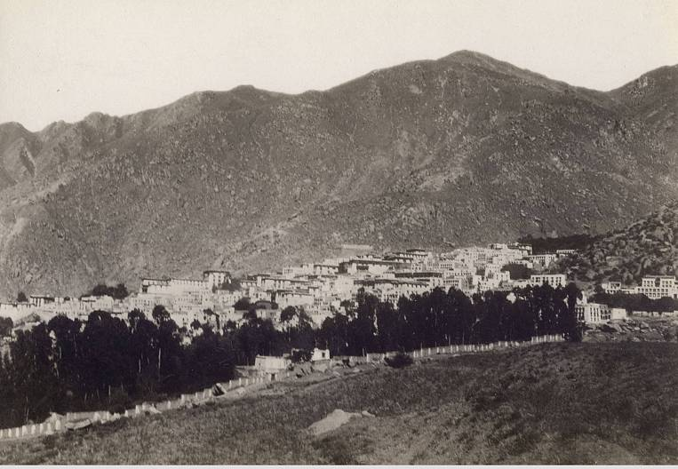 The Conquest of Tibet