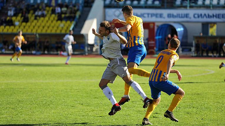 With the debts of a football club in Primorye pay off on a budget account