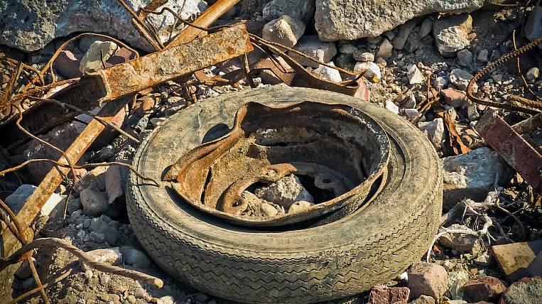 Sakhalin risks drowning in trash