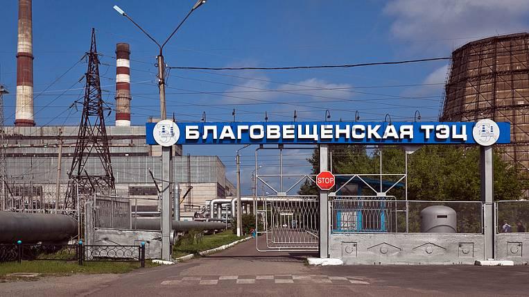 Attestation and warranty tests passed a new power unit of the Blagoveshchenskaya CHPP -