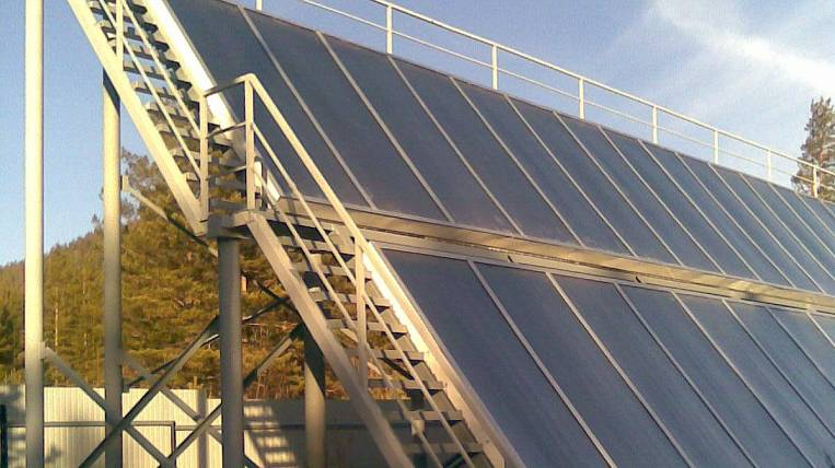 The first solar power plant may appear in Buryatia in 2017 year.