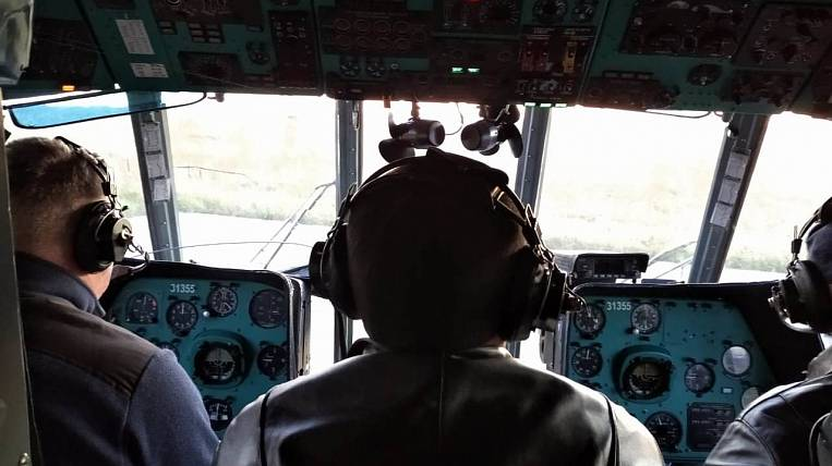 There were no residents of Khabarovsk aboard the An-26