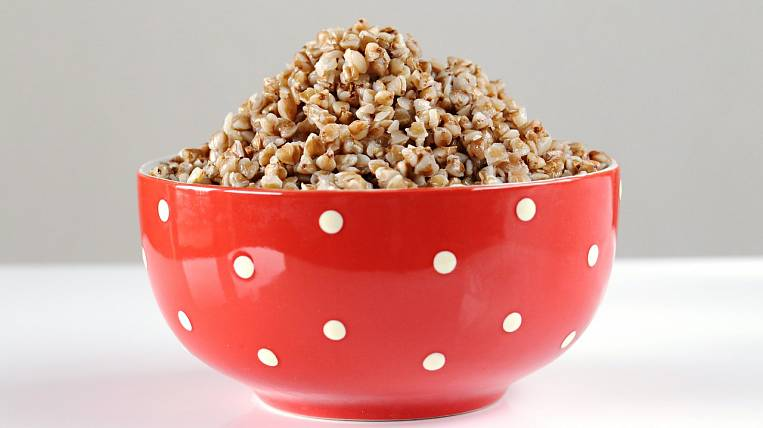 Buckwheat banned from exporting from Russia