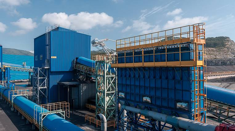 """JSC """"Vostochny Port"""" installed four additional dust collection units"""