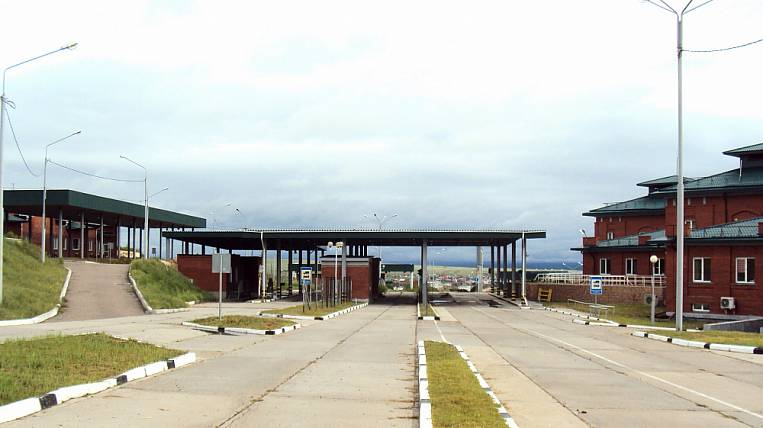 Checkpoint on the Russian-Mongolian border to open in Buryatia