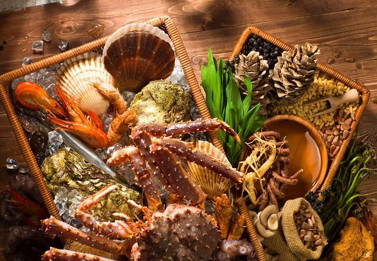 Features of the Far Eastern cuisine