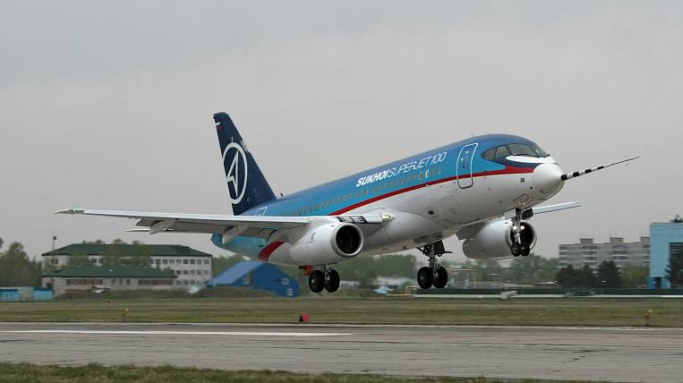 GSS failed to fulfill Superjet 100 annual sales plan