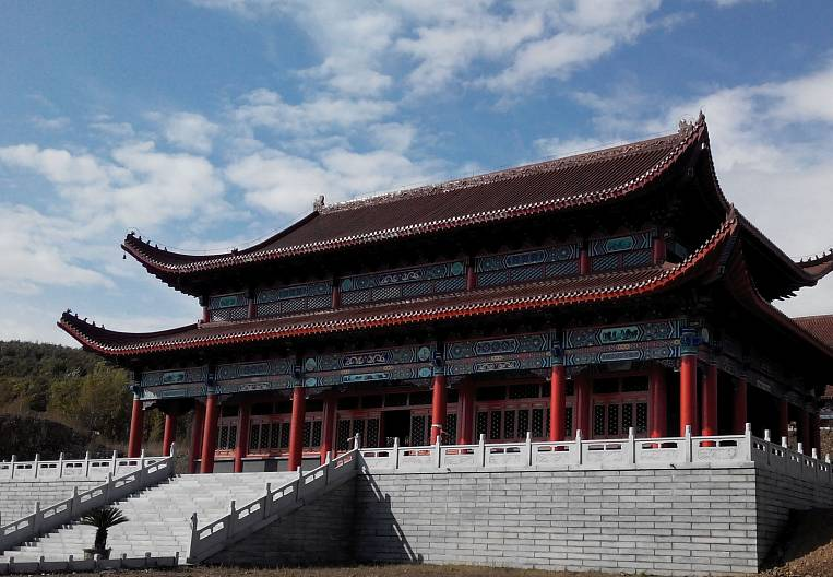 What is the philosophy of Chinese civilization?