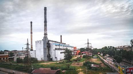Birobidzhan CHP plant - 60 years!