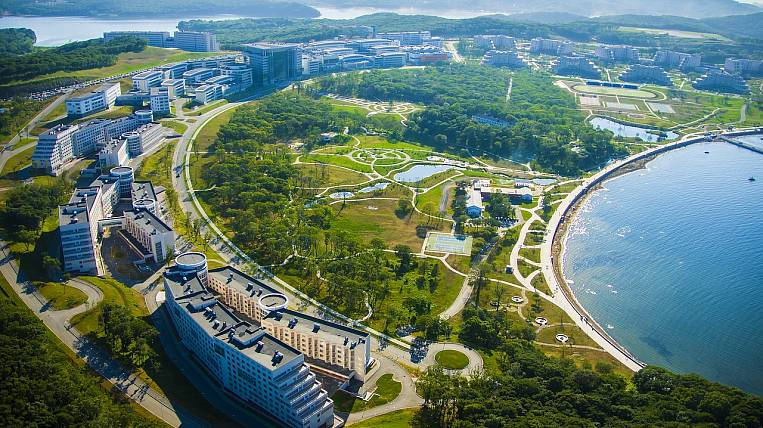 The Ministry of Construction of Primorye offered a site for the satellite city of Vladivostok