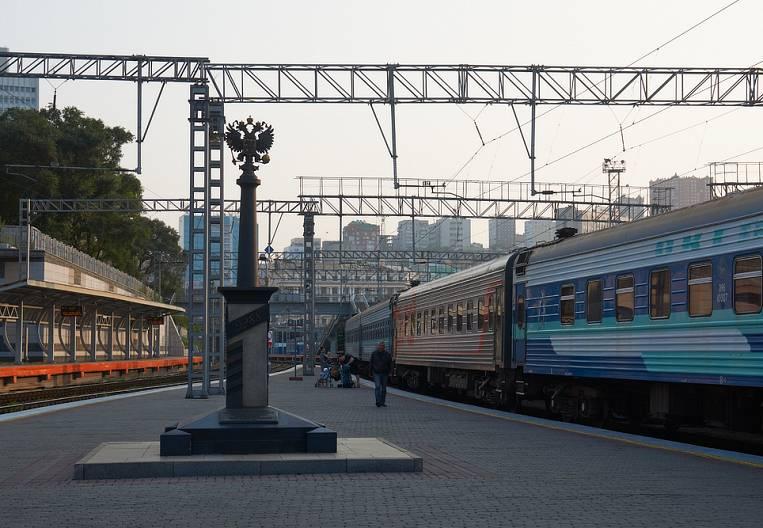 Journey on the Trans-Siberian Railway
