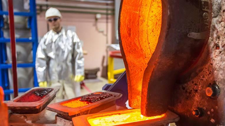 Khabarovsk Polymetal enterprises produced over 17,5 tons of gold per year