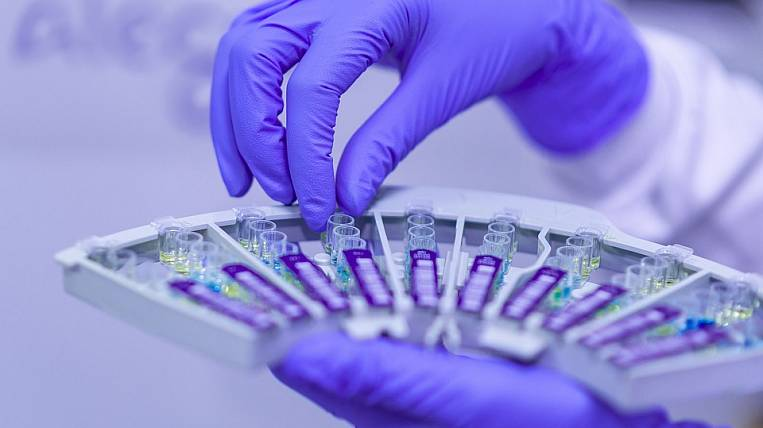 The number of patients with coronavirus in the Irkutsk region increased to 75