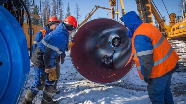 Gazprom wants to send Sakhalin gas to China