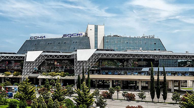 A regular flight connected Irkutsk and Sochi