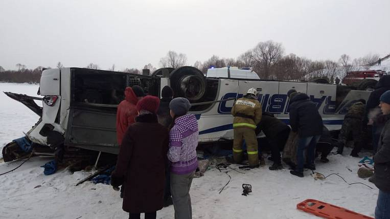 25 million rubles will be spent on payments to victims of the accident in Transbaikalia