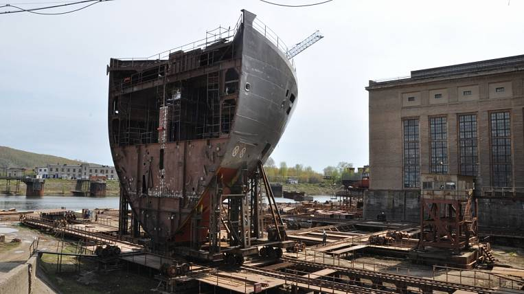 NEA malfunctions in the construction of ferries for Sakhalin due to COVID-19