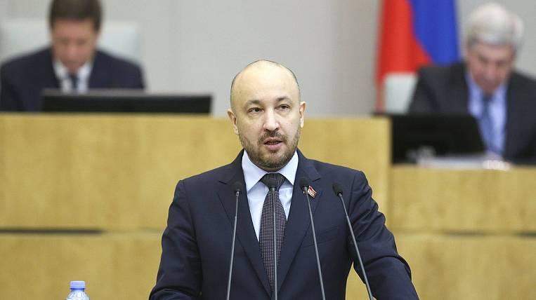 State Duma deputy claims for governor of Irkutsk region