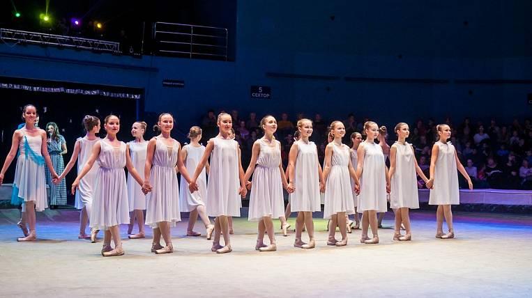FEFU Choreographic School will be transferred to the Primorsky Territory
