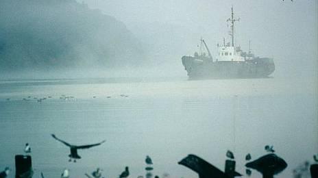 "The trawler ""Far East"" sank in the Sea of Okhotsk"